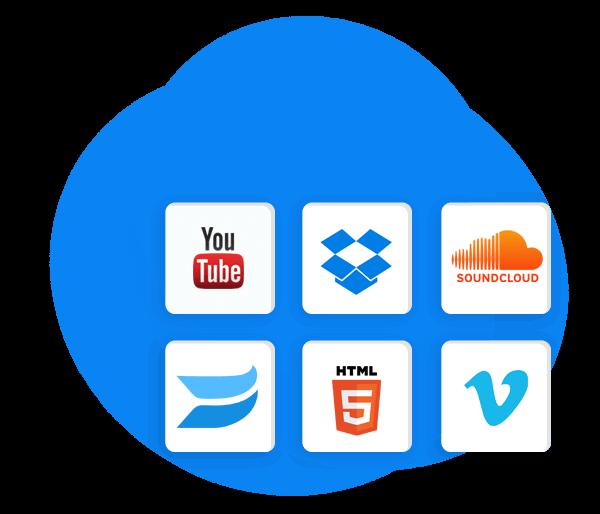 iTranscript API Features