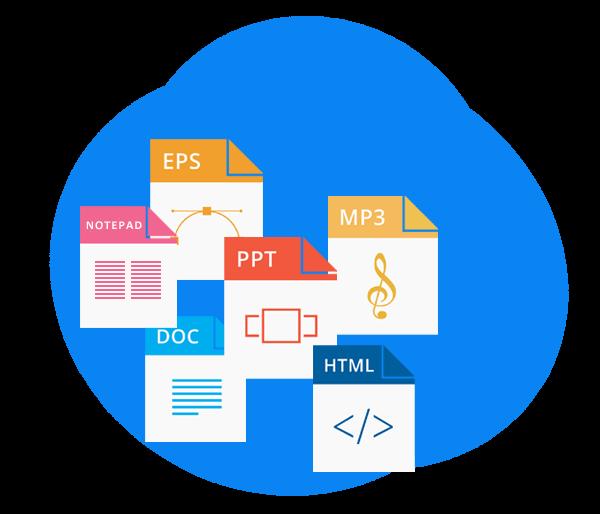 iTranscript Formats