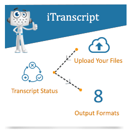 iTranscript Features